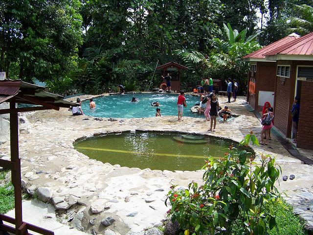 Image result for poring hot spring kk